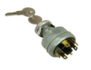 Ignition Switch - Ski-Doo Snowmobile (410111300/410108600)