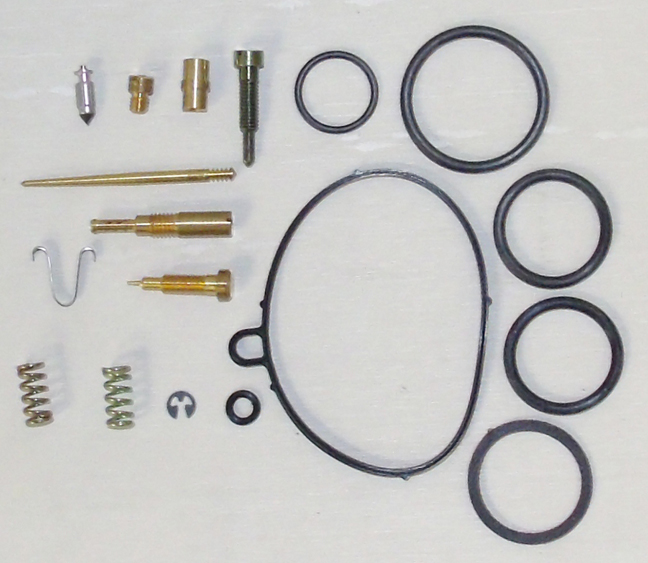 Carburetor Rebuild Kit - Honda ATV (125 ATC M 84-85)
