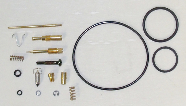 Carburetor Rebuild Kit - Honda ATV (185/200 ATC 83)