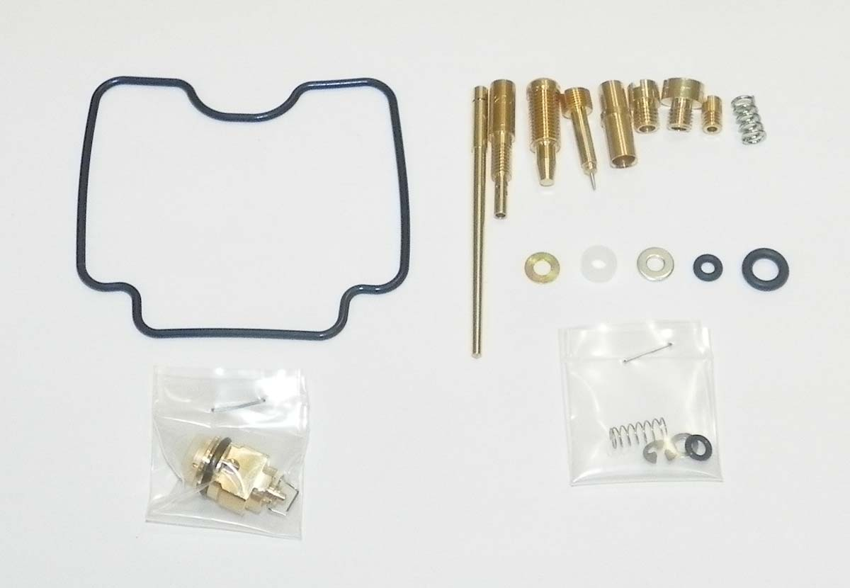Carburetor Rebuild Kit - Arctic Cat ATV (400 DVX 2x4 06-08)