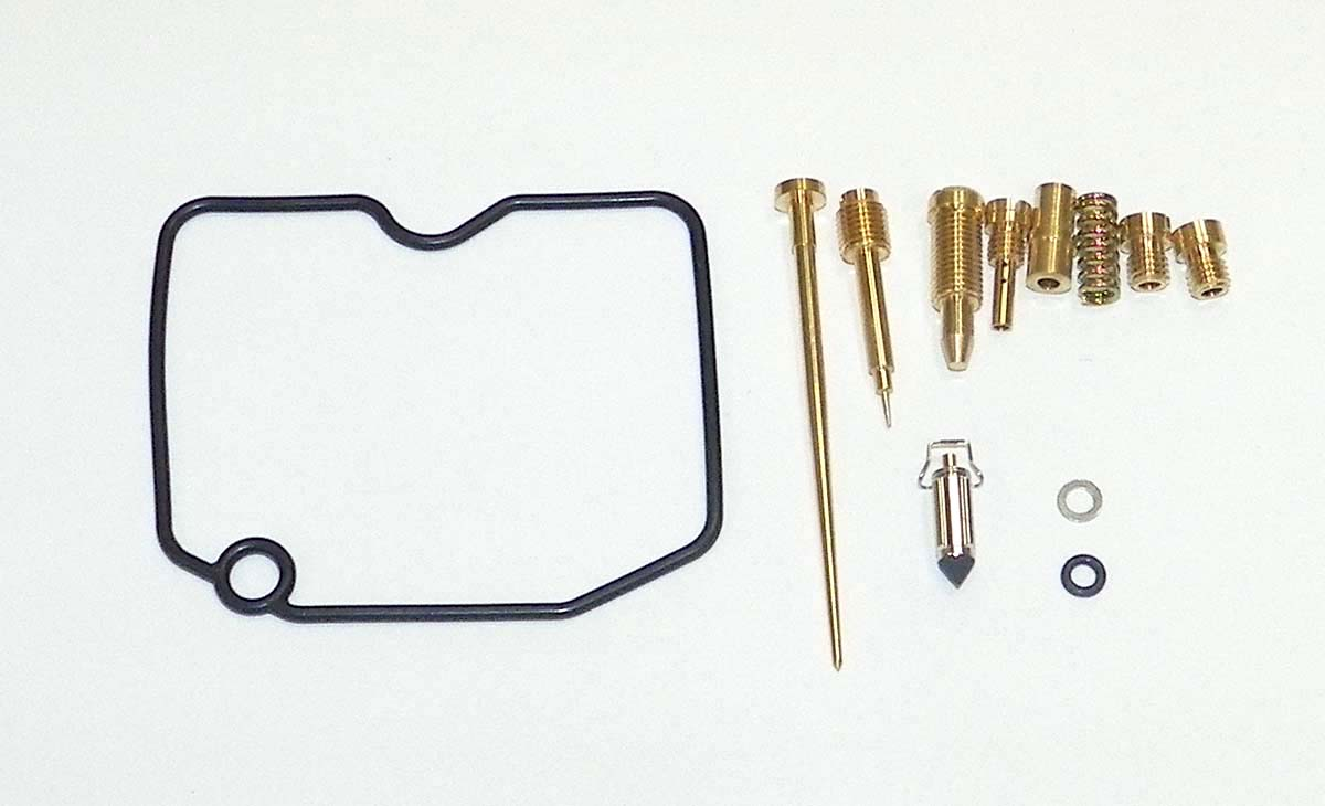 Carburetor Rebuild Kit - Arctic Cat ATV (650 4x4 H1 05-06)