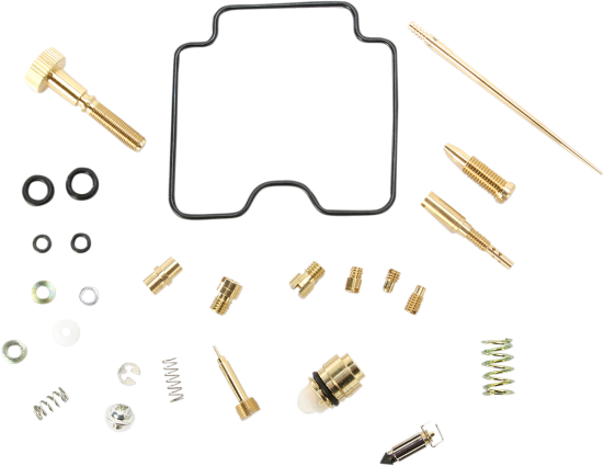 Carburetor Rebuild Kit - Bombardier/CAN-AM ATV (500 Quest 02-04)