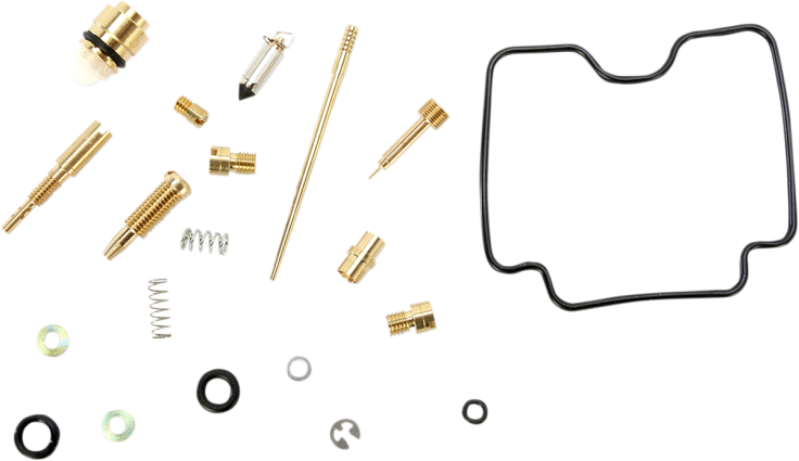 Carburetor Rebuild Kit - Bombardier/CAN-AM ATV (500 Traxter)