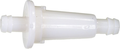 "In-Line Fuel Filter - Small 3/16""-1/4"" (11-12 Gallons/hr) (700)"