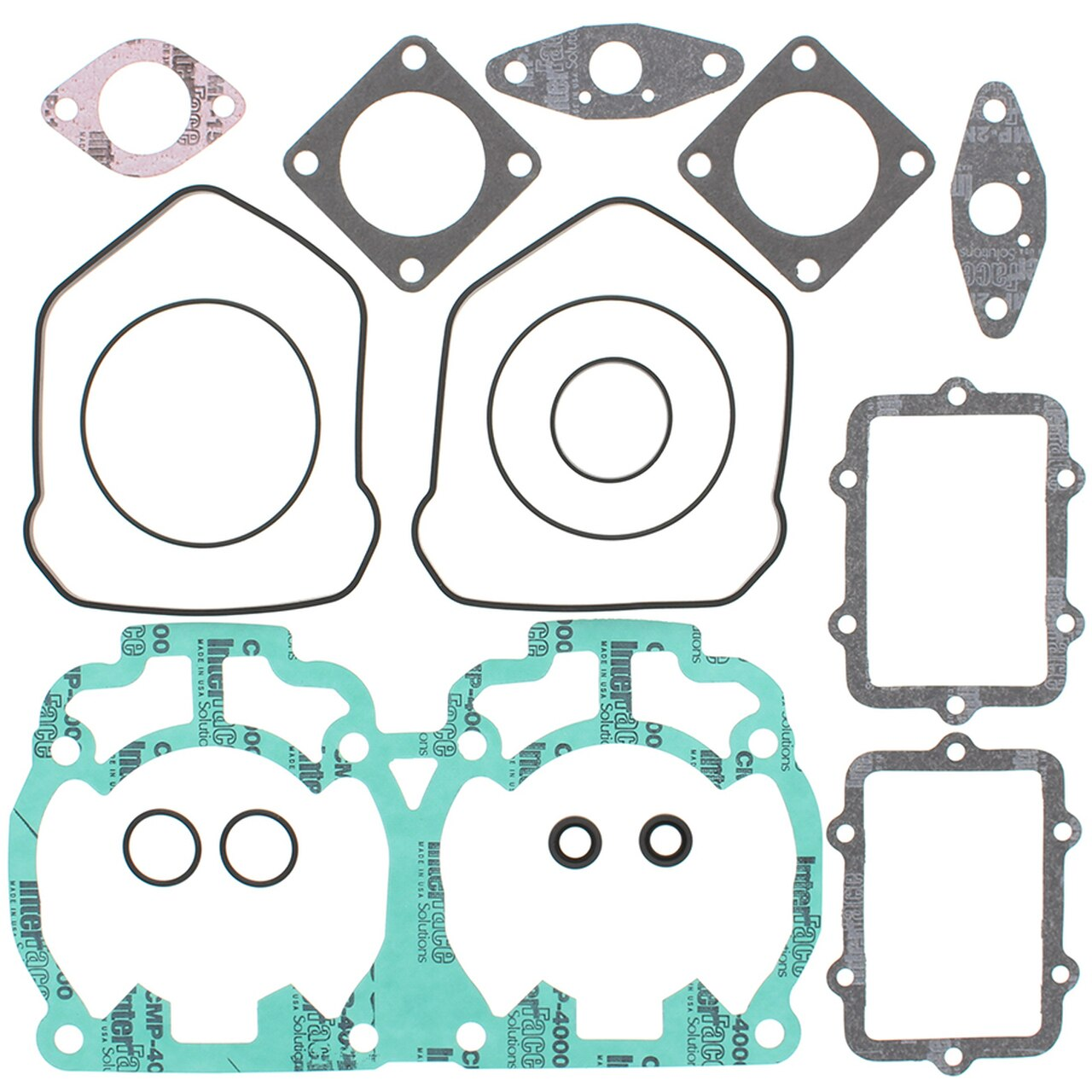 Top End Gasket Set - Ski-Doo (440 MXZ LC 03-07 Racing)