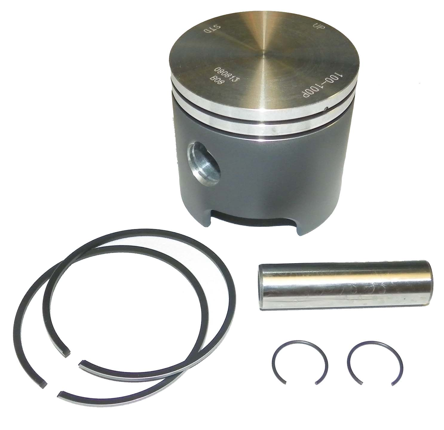Piston - Johnson / Evinrude 25-60 Hp 3.187 (0.030 in)