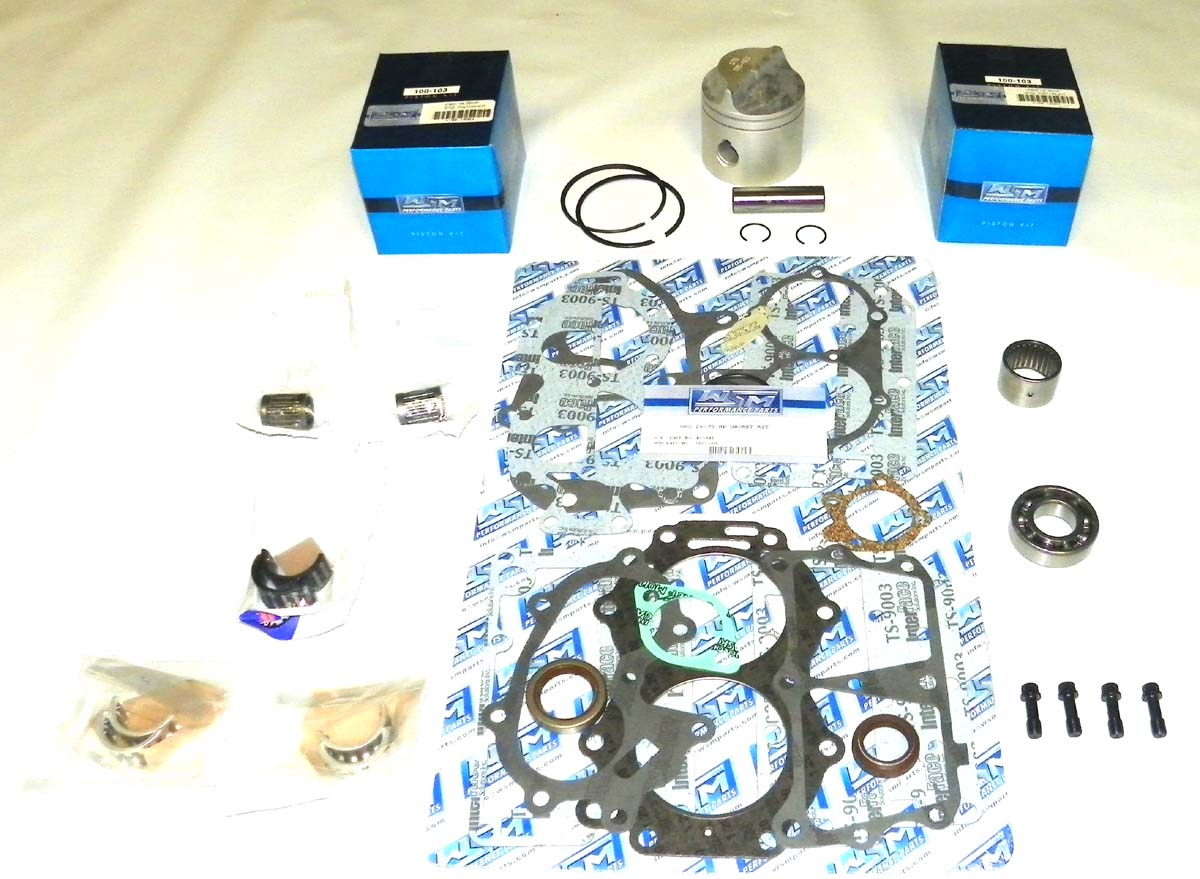 Rebuild Kit - Johnson/Evinrude (18/20/25-35 HP) - 3in [100-103-10