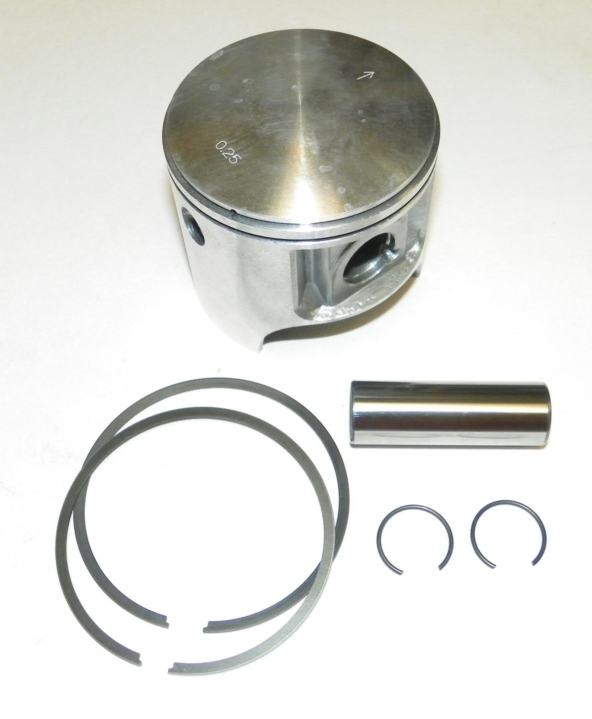 Piston Kit - Polaris PWC (2201628) - 81mm (+.5mm)