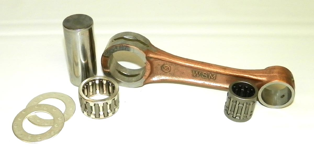 Connecting Rod - Yamaha ATV (350 Banshee 87-06)
