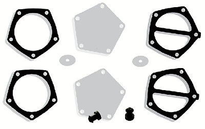 Fuel Pump Repair Kit - Walbro/Mikuni - Polaris (Pentagon)
