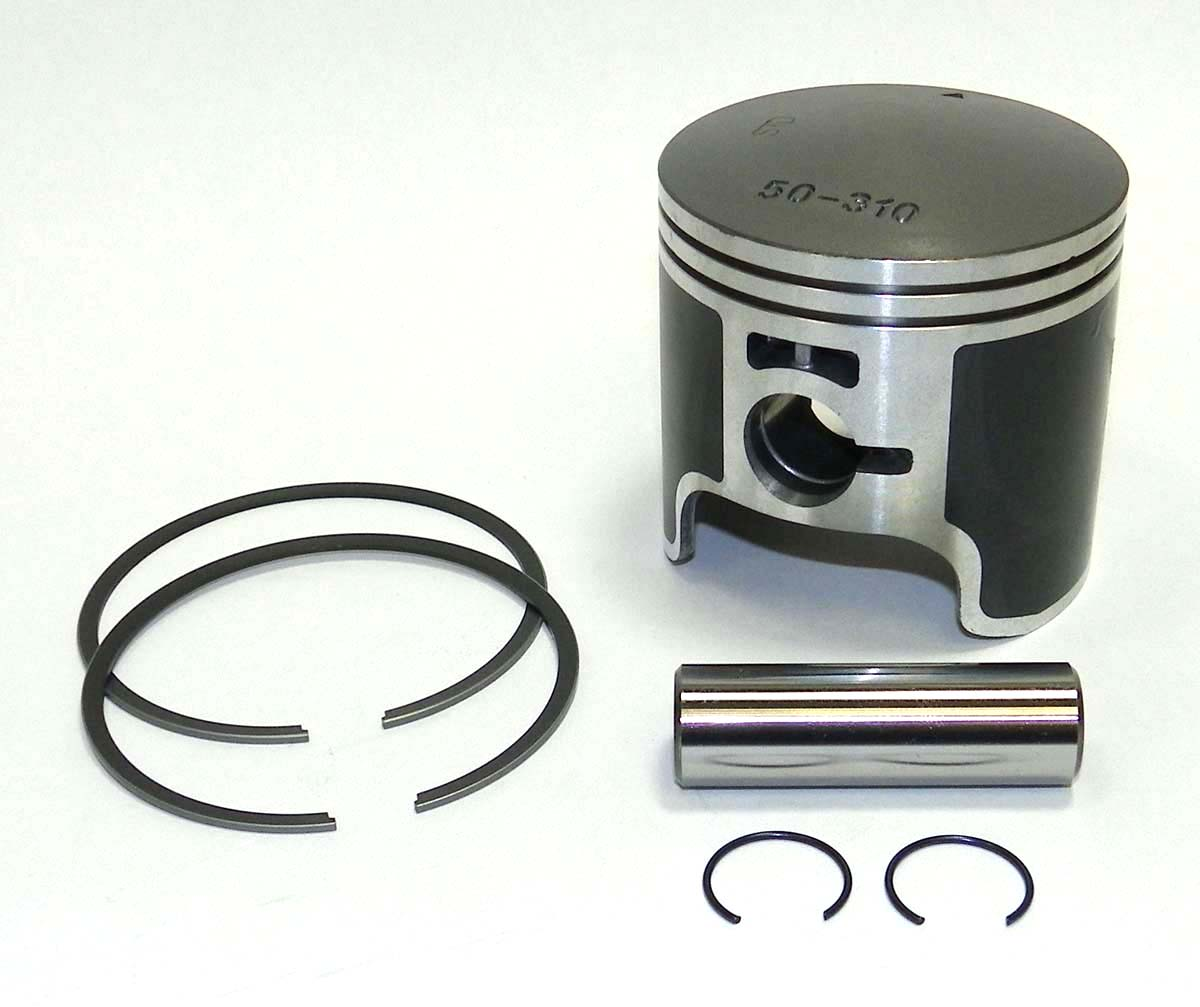 Piston - Polaris ATV 300cc (All 2-stroke 94-00) - 74.5mm (.50mm)