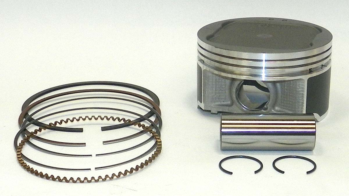 Piston - Polaris ATV 500cc (Sports/Scram 03-14) - 92mm (.25mm)