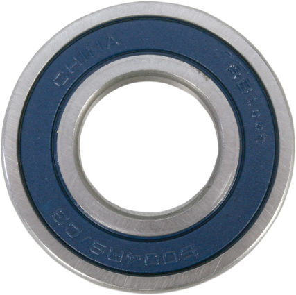 Bearing 6004-2RS - 20x42x12 Flat - Double Seal