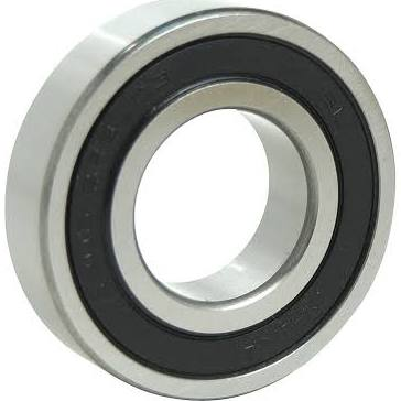 Bearing 6005-2RS - 25x47x12 Flat - Double Seal