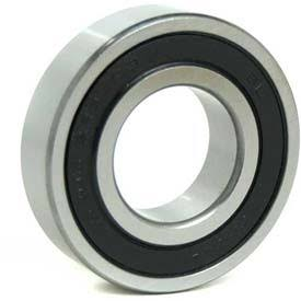 Bearing 6006-2RS - 30x55x13 Flat - Double Seal