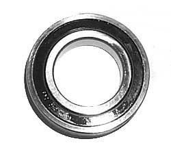 Bearing 6032-2RS - 32x58x13 Flat - Double Seal