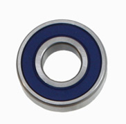 Bearing 6203-2RS - 17x40x12 Flat - Double Seal