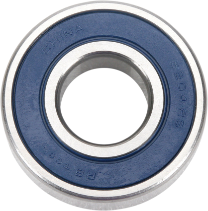 Bearing 6204-2RS - 20x47x14 Flat - Double Seal