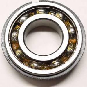 Bearing 6206N - 30x62x16mm Flat - Snap Ring Groove