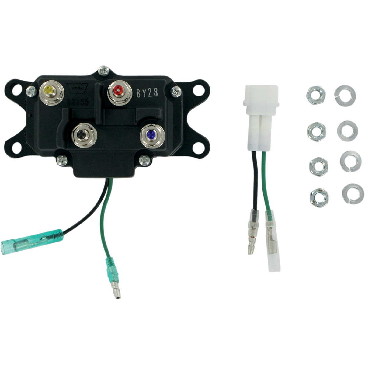 Replacement Contactor - Polaris ATV (2875714/70715)
