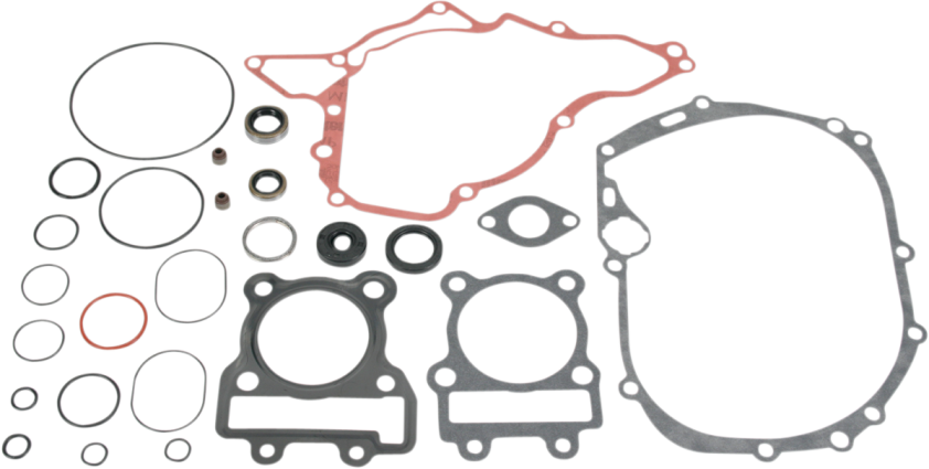 full engine gasket set - kawasaki  suzuki mx  110 klx  drz   811415