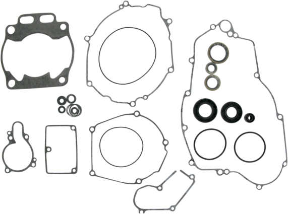 full engine gasket set - kawasaki mx  250 kx 05-06   811465