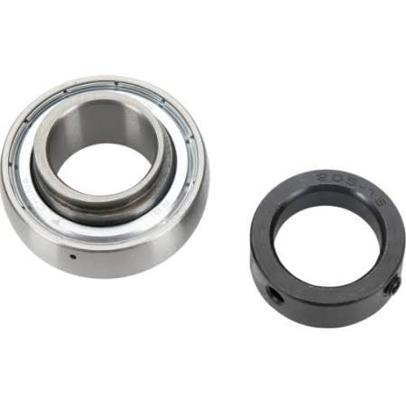 Bearing RA100NPPB - 1in x 52mm x1.25in Radiused - Double Seal