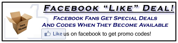 facebook fan page promo code deal