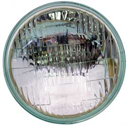 Sealed Beam Head Lamp - GE4492 - 5-1/2in (12V/60W-60W)