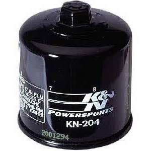 Oil Filter - K&N Performance KN-204