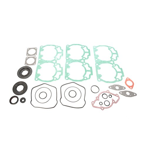 Full Engine Gasket Set - Ski-Doo (440 MX ZX LC 99)